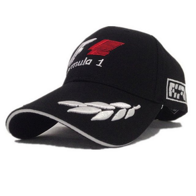 formula baseball cap signed racing sport bone outdoor 1 caps cheap mercedes