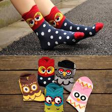 Cute Owls hanging around your feet | High quality