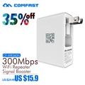 300 Mbps Wi-fi Repetidor/Extensor de Sinal De Rede Wi-fi Roteador Wi-fi Roteador Expansor Repetidor frete grátis COMFAST-WR360N