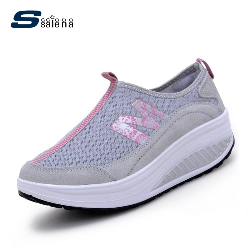 Women loafers summer flats shoes women new summer shoes for women network mesh casual mesh breathable gauze shoes A656 2017 brand new women casual shoes summer breathable walking shoes low net surface flats fashion loafers 4 colors bc 03