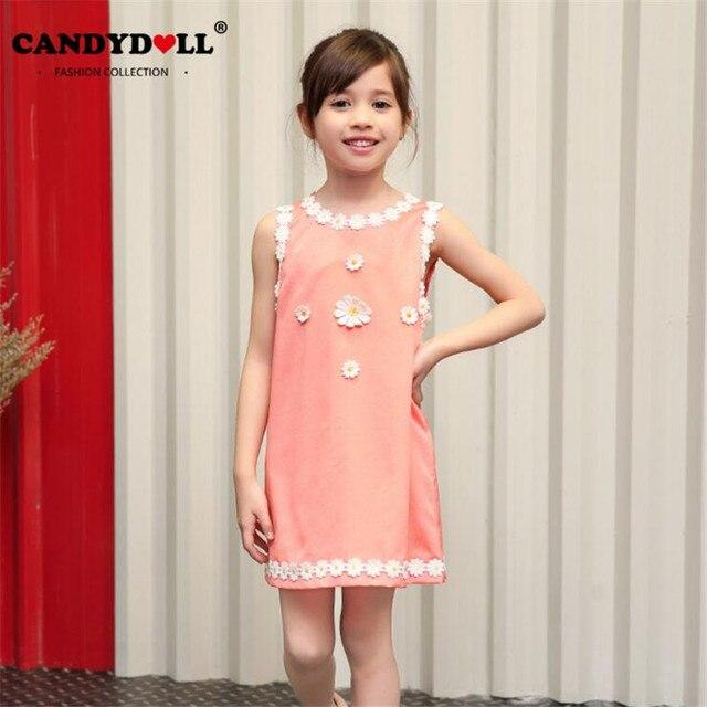 Платье летнее детские купить