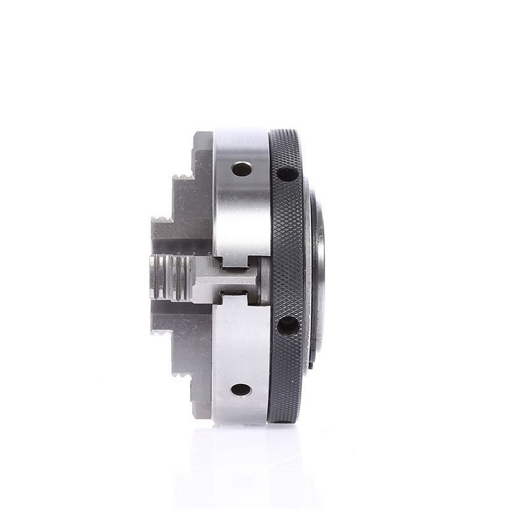 CNC Drilling Milling Machine 50mm Mini 4 Jaw Reversible Self Centering M14 Thread Mount Lathe Chuck Lock Rod K02 50 2x Lock Rod in Chuck from Tools