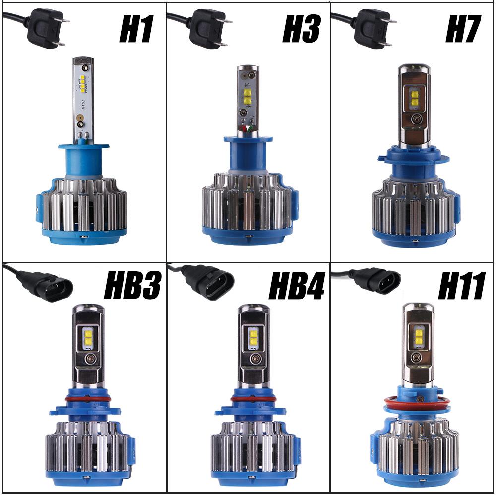H1 H3 H7 HB3 HB4 H11