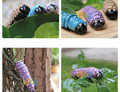 New Arrive Creative Simulation Remote Control RC Beetles Caterpillars Gift Tricky Scary Toy Prank Gift Model for Kids Children