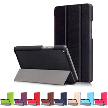 Mediapad T3 8 Tablet Case For Huawei Mediapad T3 8″ Stand Flip Leather Case Cover For Honor Play Pad 2 8.0 inch KOB-L09 KOB-W09
