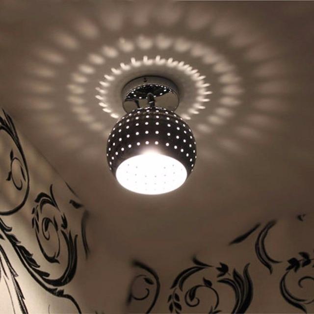 mini led ceiling light energy saving dome lamp chrome finish flush rh aliexpress com