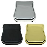Dopro Vintage Ashtray Tele Bridge Cover Protector For Fender Telecaster Chrome Black Gold