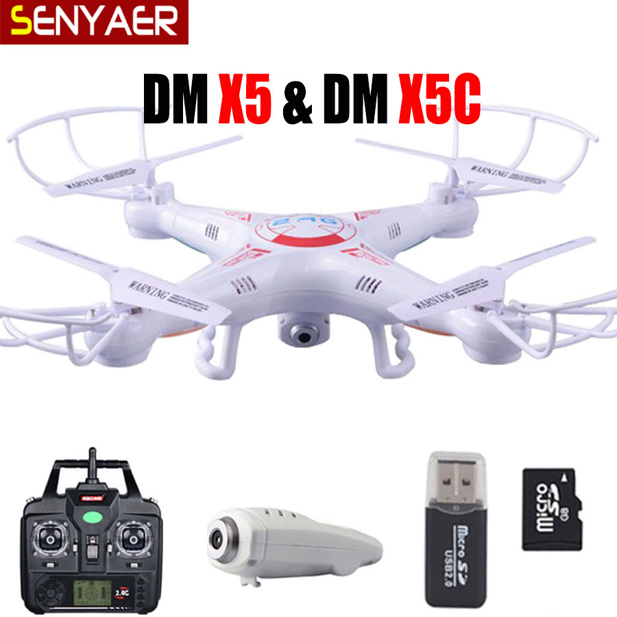 Flying Camera DM X5C 1 font b RC b font Helicopter 2 4G 4CH 6 Axis
