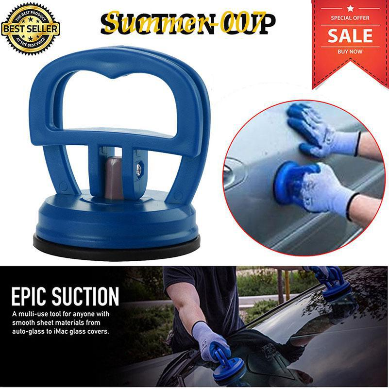 Mini Car Dent Repair Puller Suction Cup Bodywork Panel Sucker Remover Tool Heavy-duty Rubber For Glass Metal Plastic Service