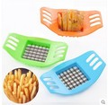 Hot sales Stainless Steel Potato Cutter Cut Fries Device  Potatoes Vegetable Slicer Kitchen Accessories