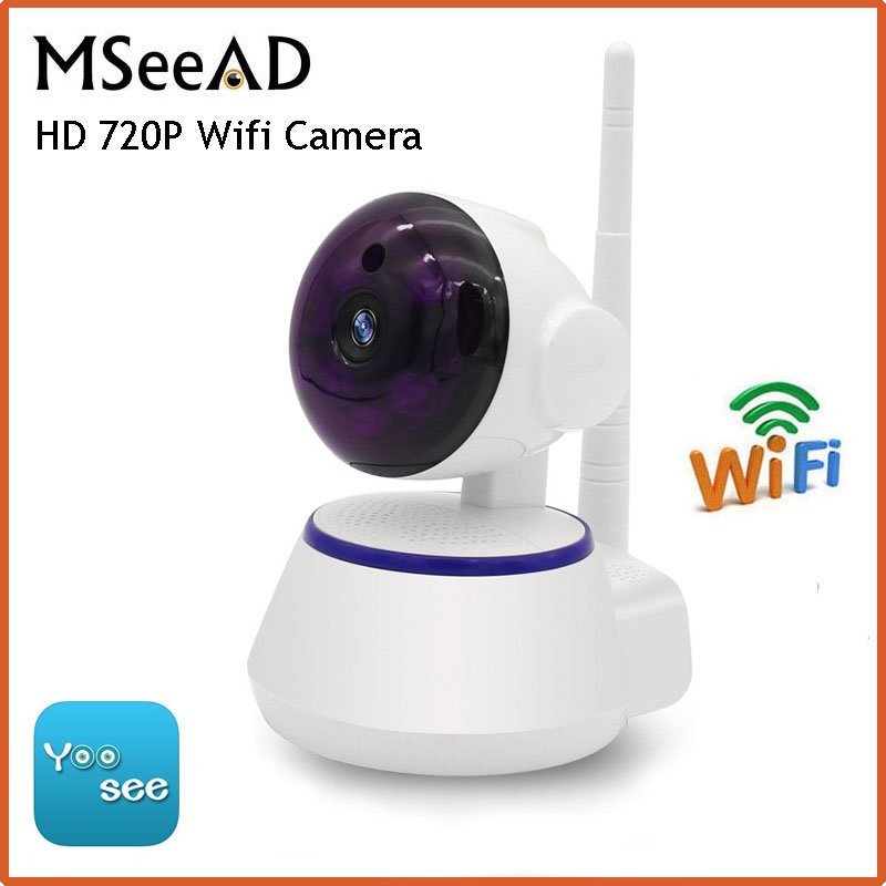 Home Security IP Camera Wireless WiFi Camera Surveillance 720P Night Vision CCTV Baby Monitor Pan and Tilt Wi-fi Cam safurance mini wireless network wifi ip camera security nanny night vision cam surveillance home security