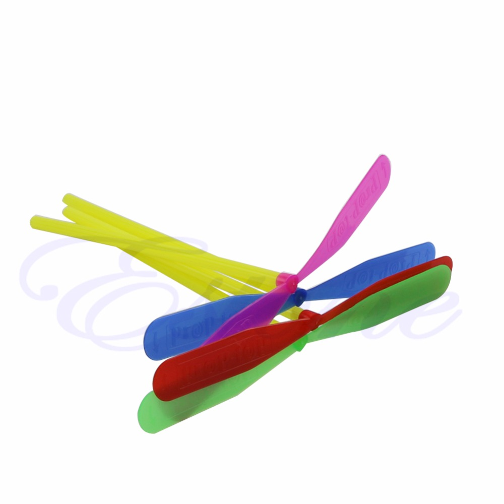 12pcs-Plastic-Bamboo-Dragonfly-Propeller-Outdoor-Toy-Kids-Children-Gift-Flying-P101-3