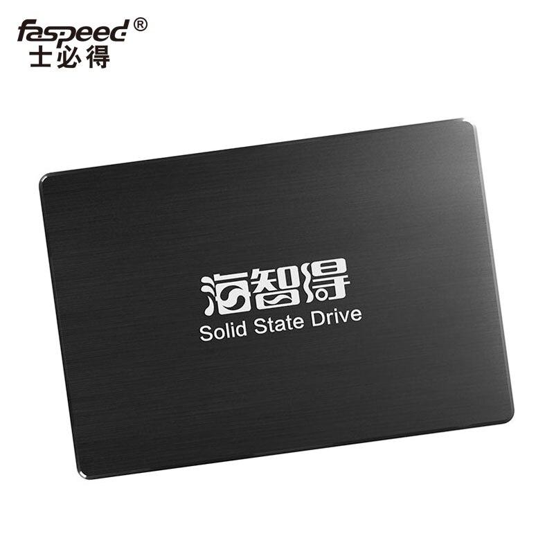 Haute Qualité Faspeed SSD 60 GB 120 GB 240 GB 500 GB Interne Solid State Disk SATA3 64 GB 128 GB 256 GB 512 GB SSD