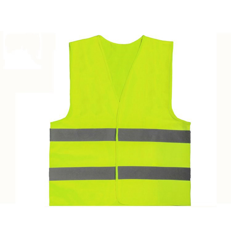 Vest Motorcycle Motorbike High Visibility Safety Reflective Vest Hi Viz Vest Warning Waistcoat Reflective Stripes Jacket