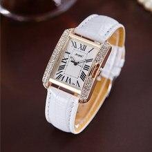 853a378443d Praça de Luxo Mulheres Relógios de Pulso de Quartzo das Senhoras Strass  Relógio de Pulso Das