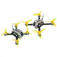 100 130 PNP Indoor FPV Racer Mini Brushless Drone KINGKONG Fly Egg Quadcopter With DSM2 XM