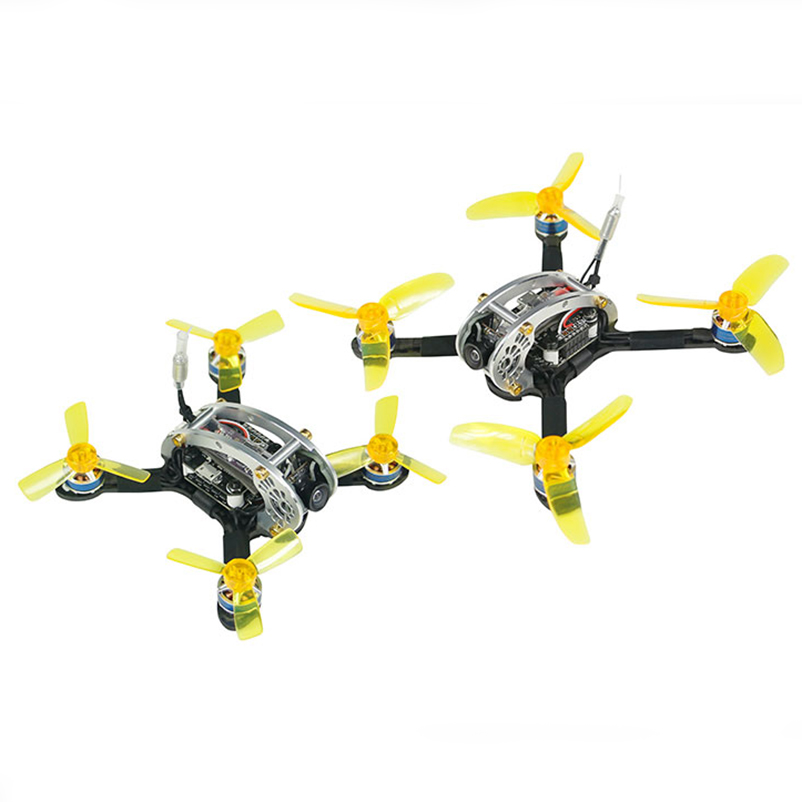100/130 PNP interior FPV Racer Mini Brushless Drone KINGKONG mosca ...