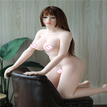 165cm-651 love doll ,sex toy exquisite big breast silicone sex doll male realistic vaginal oral ass TPE With Skeleton