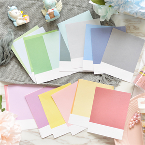 Lovedoki Solid Color Note Stic