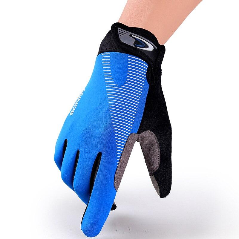 Fitness Gloves New Zealand: New Arrival Men Women Fitness Gloves Half Finger Lycra