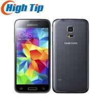 원래 잠금 해제 삼성 갤럭시 S5 미니 G800F 휴대 전화 4.5