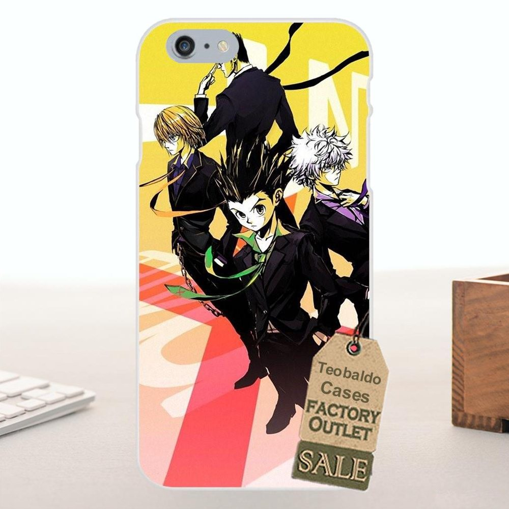 c7ff58ed0796 Detail Feedback Questions about Soft Cover Cases Hunter X Hunter ...
