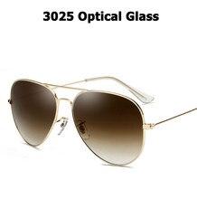 JackJad-gafas De Sol De calidad óptica para dama, anteojos De Sol De estilo aviador, De estilo clásico, a la moda, 3025