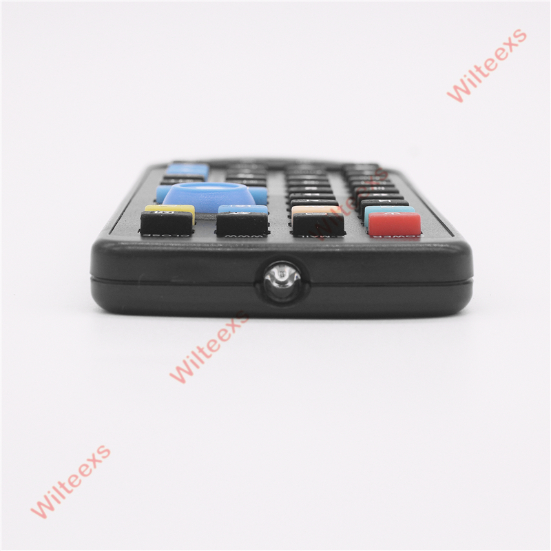 WILTEEXS Wireless Mouse Remote Control Controller USB Receiver IR for Loptop PC Computer Center Windows 7 8 10 Xp Vista BLACK in Remote Controls from Consumer Electronics