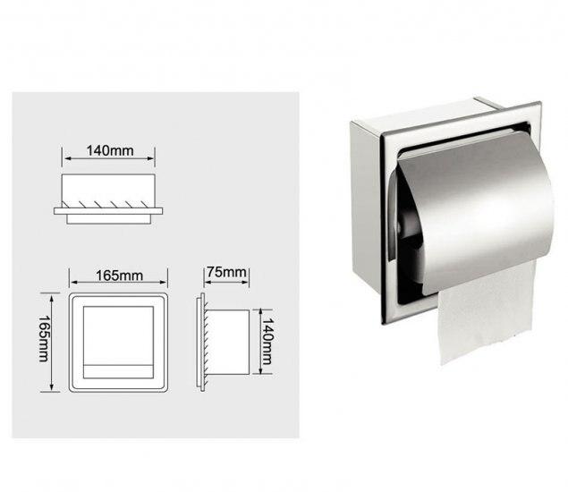 Achetez en gros rouleau de papier toilette distributeur en - Distributeur de rouleaux de papier cuisine ...