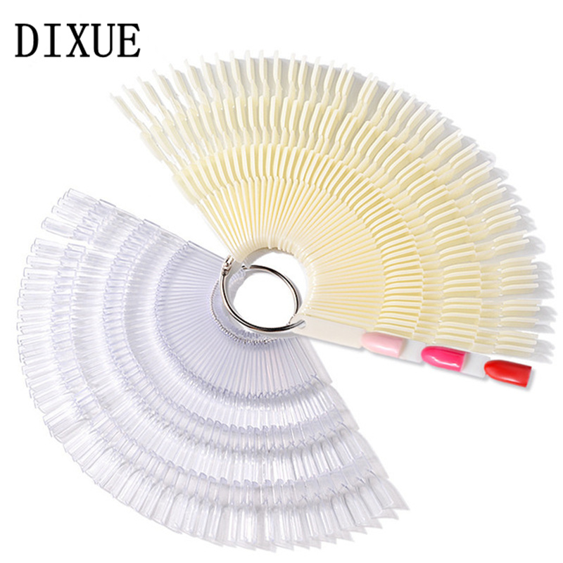 150 Color Bamboo Palette Palette Nail Tools Display Board Three In One Nail Polish Swatch 350