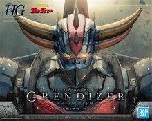 Bandai HG 1/144 UFO Robot Grendizer Infinitism Mazinger Z Gundam Mobile Suit Assemble Model Kits Action Figures Childrens toys