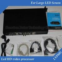 LVP605 большой светодиодный экран видеостена процессор с VGA/DVI/HDMI