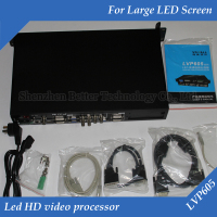 LVP605 Large LED Screen Video Wall Processor with VGA/DVI/HDMI