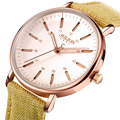 Watch Women JULIUS brand luxury Fashion Casual Quartz Watches Lady relojes mujer Canvas Band wristwatches Girl Dress clock Gifts