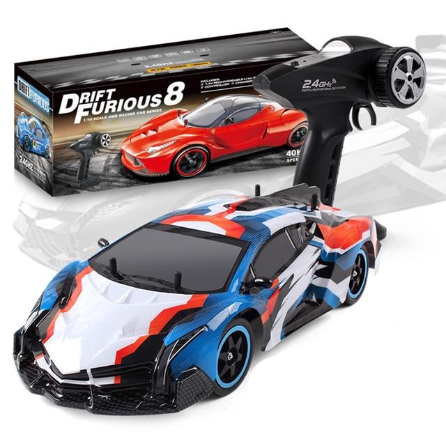 RC Car 1:10 High Speed Racing Car For Nissan GTR Championship 2.4G ...