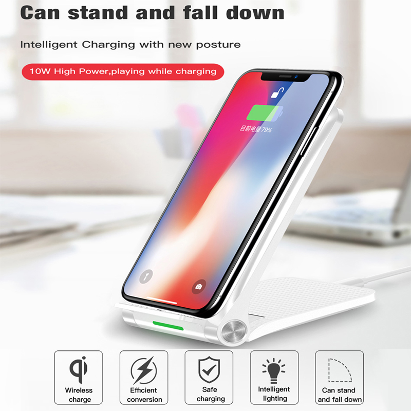 Wireless charger bracket iphone x 8 wireless charger Samsung s8 s8 s7 s6 s5 note 8