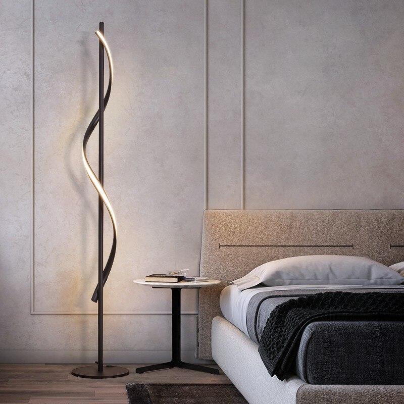 Floor Lamp Tripod Led