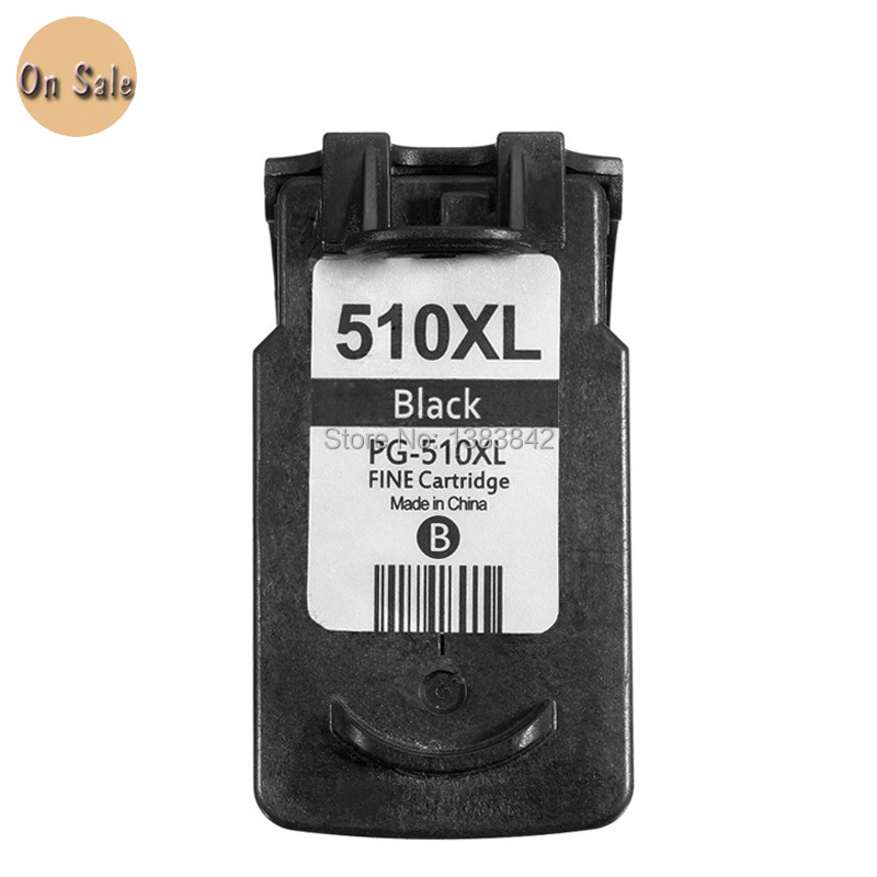 hisaint For Canon PG-510 Ink Cartridge PG 510 PG510 Pixma MP240 MP250 MP260 MP270 MP272 MP280 MP480 MP490 MP492 MX320 MX33 цена 2017