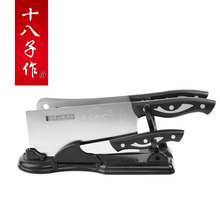 Kitchen knives, boning knives, cleaver, can be used to slice, cut fish, cut vegetables, cut fruit, German material, 4Cr14Mov