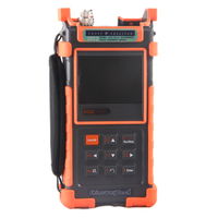 Optical Fiber Test Equipmet Shineway Handheld PON OTDR S20CX 1310/1550/1625nm filtered Optical Time Domain Reflectometer