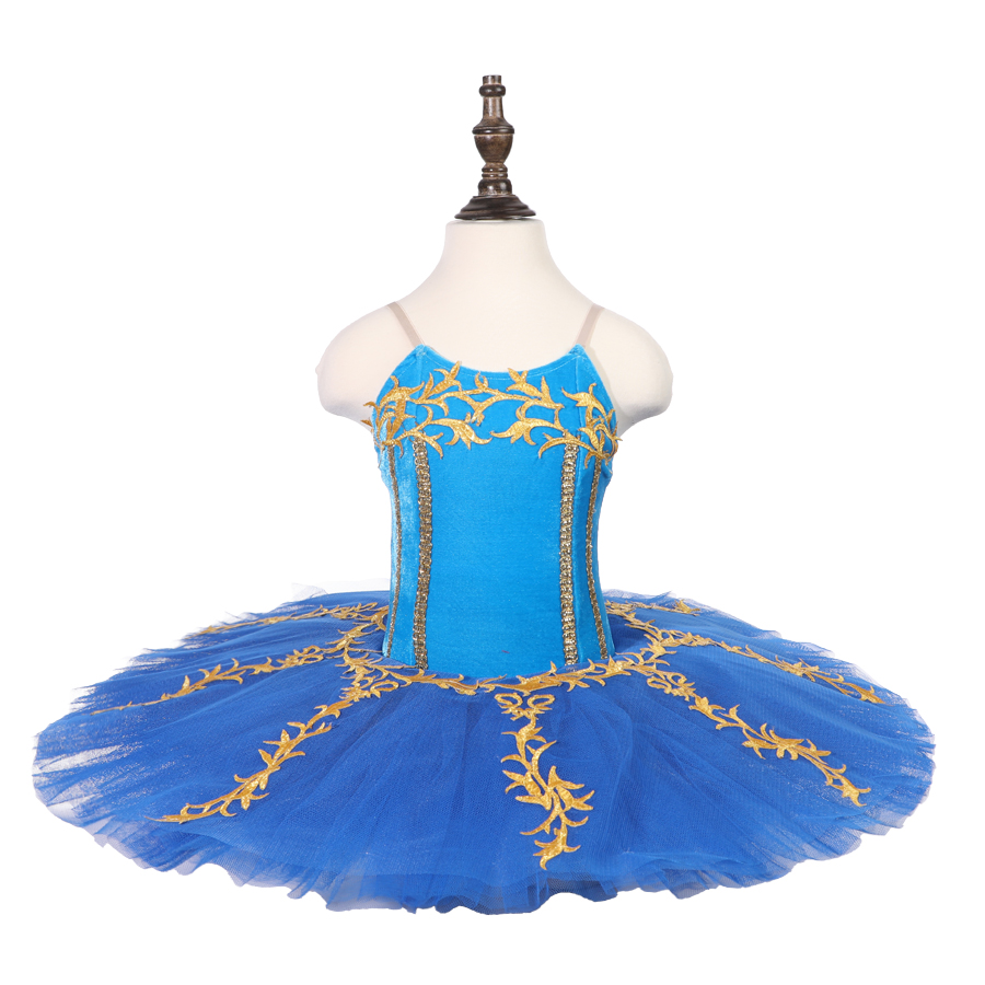Adult Blue Swan Lake Costume Ballet Leotards For Women Kid Ballet Dress Lake Blue Professional Ballet Tutu Girls Gymnastic