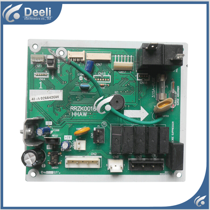 Подробнее о 95% new good working for air conditioning computer board KFR-36GW/G RRZK00160 HHAW PC control board on sale 95% new good working for air conditioning computer board a742148 a742498 a741495 a741358 a71814 pc control board on sale