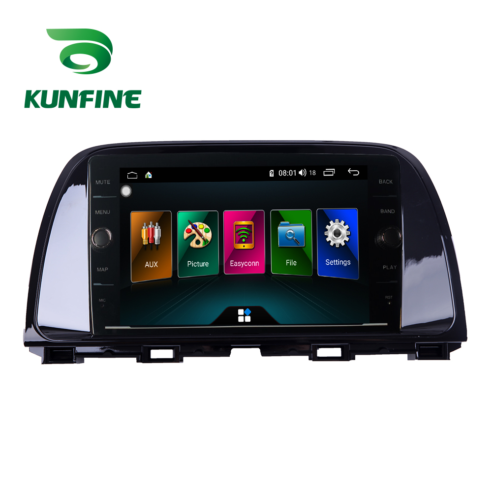Perfect Octa Core 4GB RAM 64GB ROM Android 8.1 Car DVD GPS Player Deckless Car Stereo For Mazda ATENZA 2014 2015 2016 Radio Headunit 2