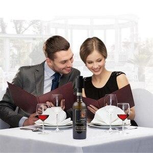 Image 2 - Nouveau Youpin cercle joie bouchon de vin vide mémoire bouchon de vin ABS + Silicone bouchon électrique bouchons de vin échelle numérique en métal