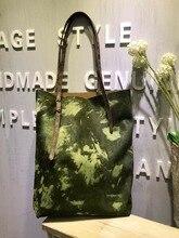 Vendange retro female concise vertical type handmade font b leather b font shoulder bag font b
