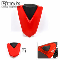 Bjmoto 3colors Fairing Tail Section Seat Cowl Passenger Cover Cowl For Yamaha Yzf R3 2015 2018 R3 ABS 2018 YZF R25 2013 2018