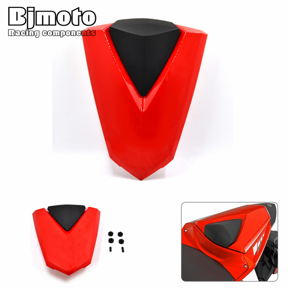 Bjmoto Fairing Tail Section Seat Cowl Passenger Cover Cowl For <font><b>Yamaha</b></font> Yzf R3 2015-2018 <font><b>2019</b></font> R3 ABS 2018 YZF <font><b>R25</b></font> 2013-2018 <font><b>2019</b></font> image