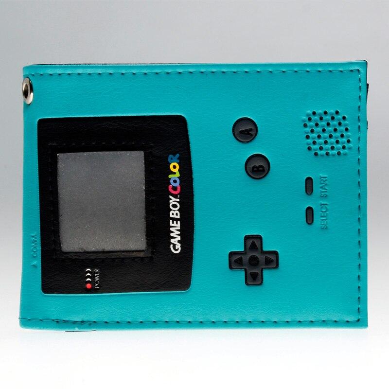 nintendo Game Boy white Bi - a Fold Wallet DFT-2026 game boy картридж diskus