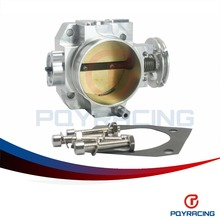 PQY STORE- NEW THROTTLE BODY FOR RSX DC5 CIVIC SI EP3 K20 K20A 70MM CNC INTAKE THROTTLE BODY PERFORMANCE PQY6951