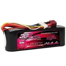 Cnhl LI-PO 1800 mAh 14.8 V 30C ( Max 60C ) 4S Lipo batería para RC manía del envío gratis